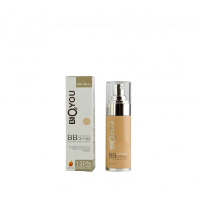 Natural BB Cream With Panthenol SOFTBEIGE, 30ml