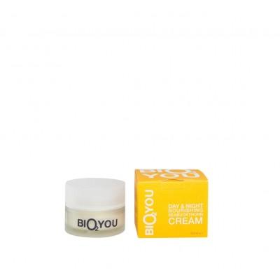 Nourishing Seabuckthorn Cream, Day & Night, 50ml + 25 ml gratis