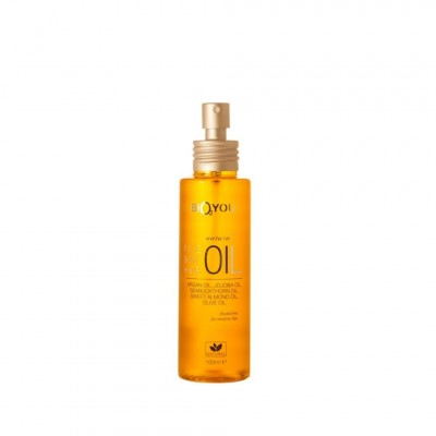 Oil For Face, Body And Hair, 100 ml