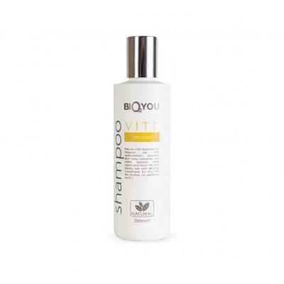 Natural Shampoo VITE for Dry Hair, 250 ml